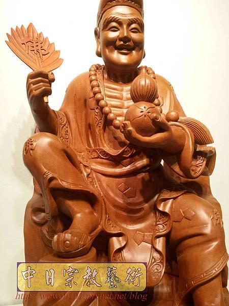 L6605.濟公師父 濟公活佛 降龍羅漢 佛像雕刻.jpg