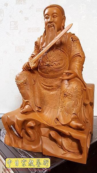 L6802.北極玄天上帝梢楠木神像雕刻.jpg