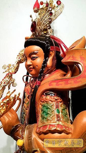 L7206.三太子神像 神桌佛像雕刻.jpg