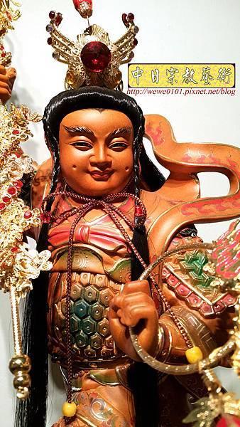 L7207.三太子神像 神桌佛像雕刻.jpg