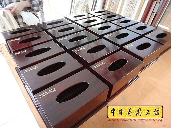 I18501.木製面紙盒雕刻 雷射雕刻代工.JPG