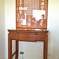 E13402二尺九彎角迴紋桌配百壽祖先聯.jpg