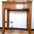 E13403二尺九彎角迴紋桌配百壽祖先聯.jpg