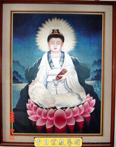 G0101e神桌佛桌神櫥佛櫥神像佛像佛聯神明彩聯對佛祖木雕聯佛具