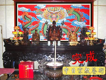廟桌神桌佛桌神明櫥佛櫥神像佛宮廟佛堂設計宮廟壁龍1e.jpg