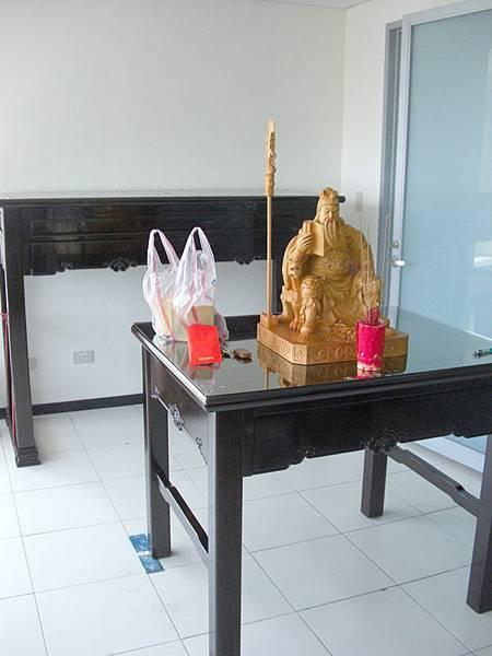 N0202e神桌佛桌神櫥佛櫥神像佛像佛聯神明彩聯對佛祖木雕聯佛具.jpg