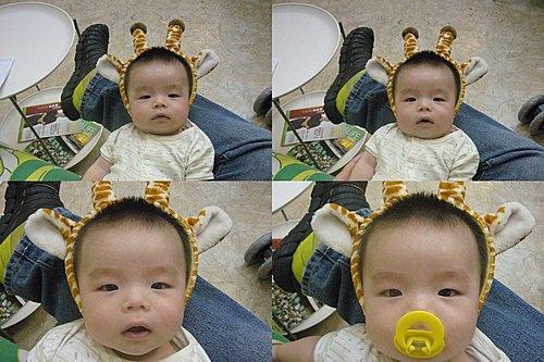 韓國買的可愛髮箍2