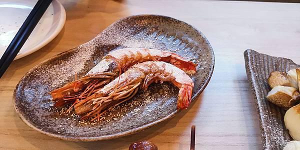 燒烤生態蝦