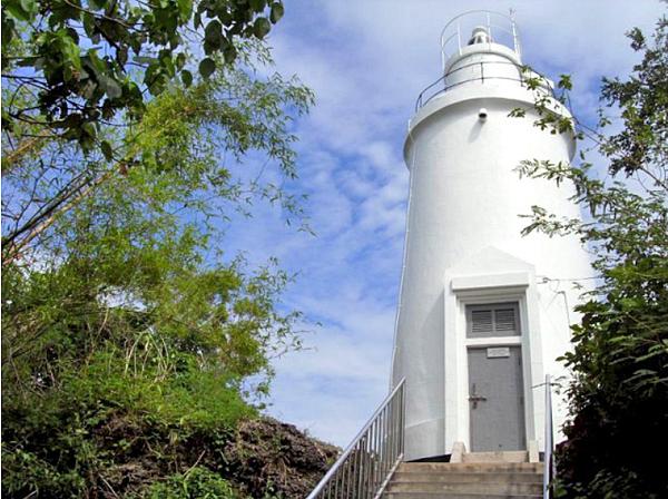 小琉球白燈塔