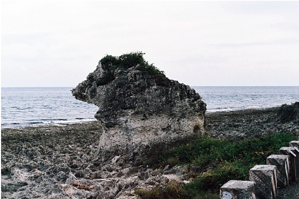 小琉球老鼠石