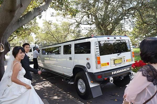 DSC00469 -- Day 2 -- Hummer 禮車!! 正吧!!.JPG