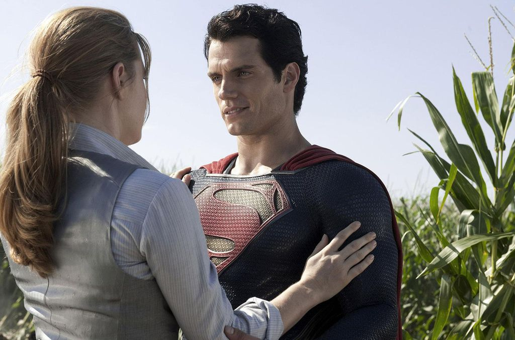 Man-Of-Steel-Amy-Adams-Lois-Lane-and-Henry-Cavill-Kal_El