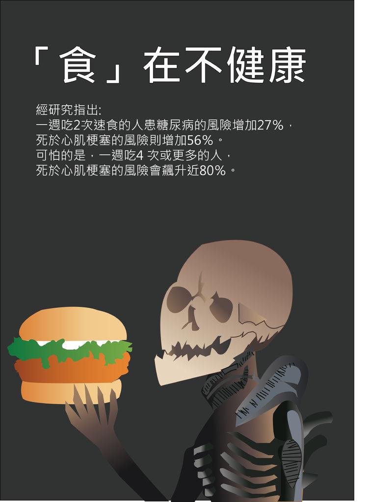 「食」在不健康