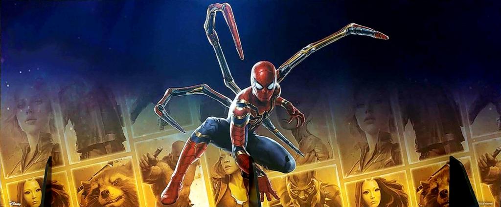 ............tumblr_p6kk6dUGY21uuve6po2_1280(2018年4月3日,鋼鐵蜘蛛 美術宣傳圖,4隻腳+金甲鋼鐵套裝)(鋼鐵觸手的鋼鐵蜘蛛裝,可以說是對原作有相當考究的設定)