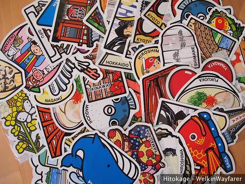 日本郵政明信片