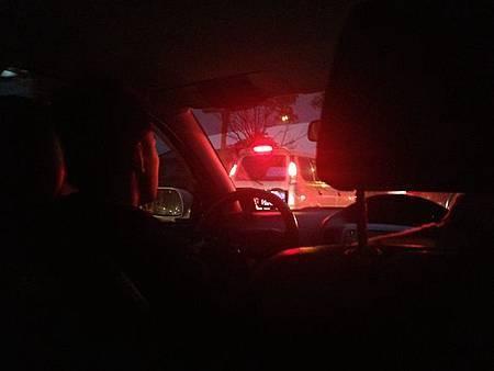 林軒朗紅燈