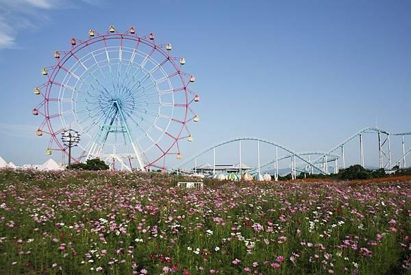 P志賀島海之中道遊樂園