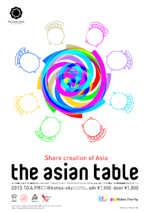 Asian Table 20131005