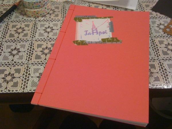 Queenie_book binding class20101014.jpg