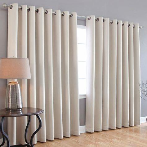 《華之逸窗簾》窗簾推薦 白色簡約窗簾