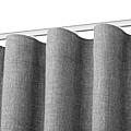 《華之逸窗簾》窗簾推薦灰色窗簾