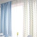 《華之逸窗簾》窗簾推薦 休閒風