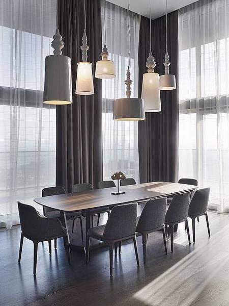 餐廳黑白質感窗簾.jpg