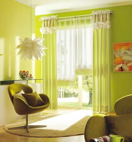 餐廳窗簾雙層綠.jpg