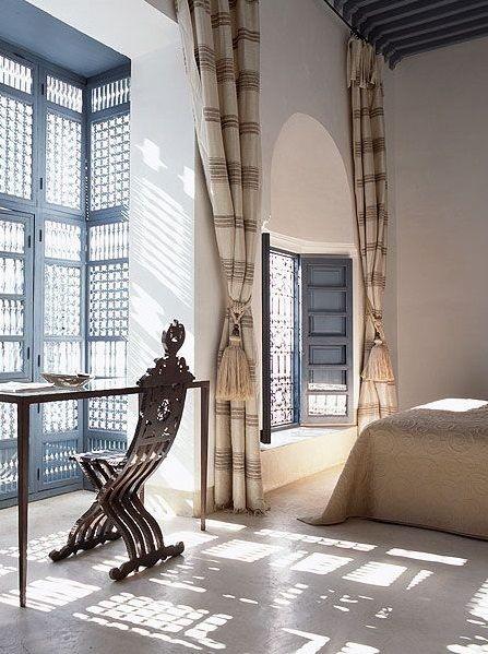 窗簾與裝潢風格的窗簾搭配