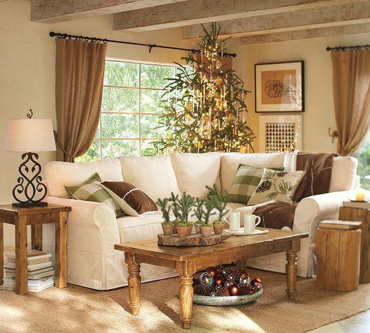 與木頭色搭配窗簾