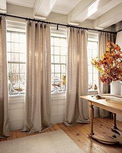 窗簾使居家更溫馨
