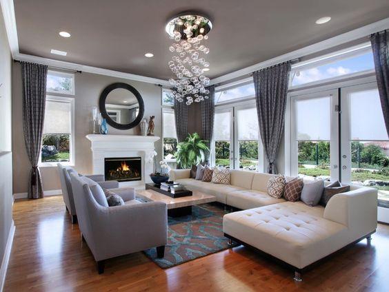窗簾佔居家大空間挑選需細心