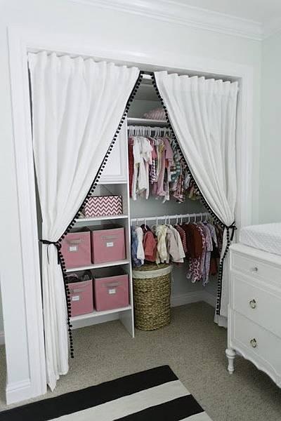 衣櫥輕隔間