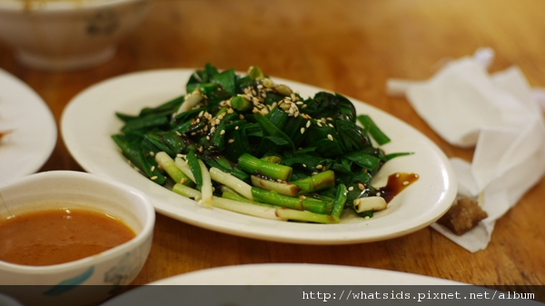 黑雞發-韭菜