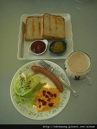 1010404清明節早餐SANY0426