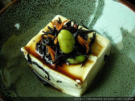 1010525毛豆鹿角菜拌豆腐SANY0075