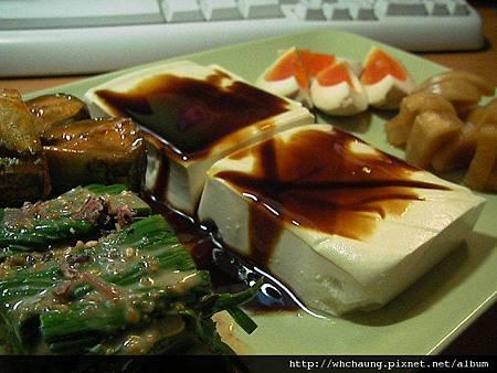 1010819清粥小菜晚餐SANY0165 (1)