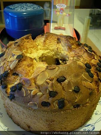 1011201巧克力豆香蕉戚風蛋糕SANY0102 (2)