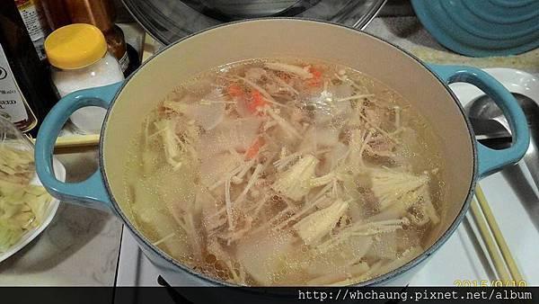 104.09.10豬肉味增湯.jpg