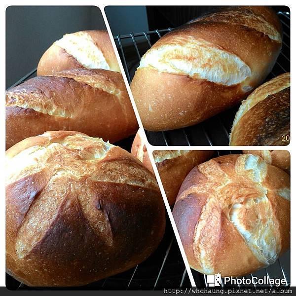 105.05.16水波爐法國麵包