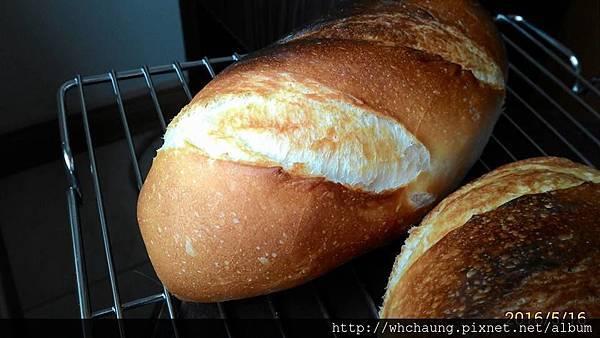 105.05.16水波爐法國麵包2