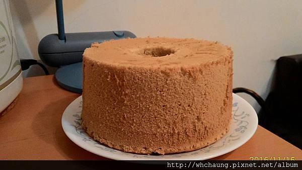105.11.15香蘭戚風蛋糕