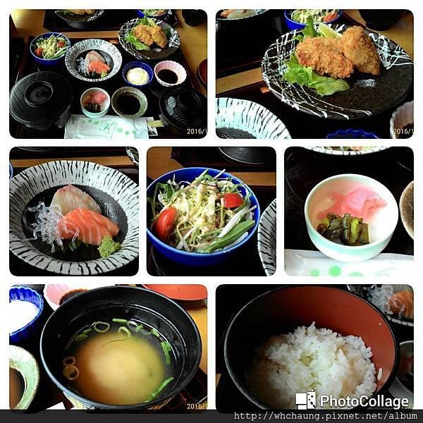 105.12.01牡蠣餐