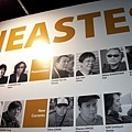 張作驥與香港名導許鞍華、伊朗大師阿巴斯齊聚於2010釜山國際影展「大師單元」