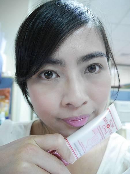 寵愛之名亮白淨化全防護裸妝霜