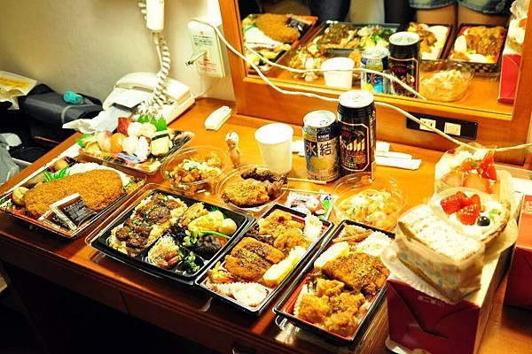 將!將!將!將!! 晚餐大集合~