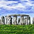 英國的瓦斯爐(巨石陣)