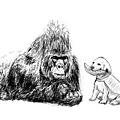 狗狗與猩猩的愛情