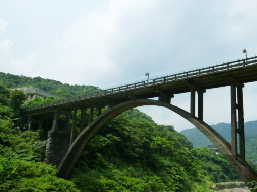 Jul.  25|猴硐。礦場遺址,運煤橋