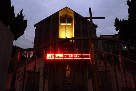 Mar. 06|湖口老街。天主堂